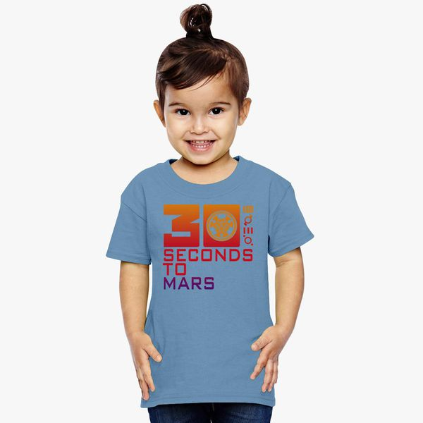 10e245fa Thirty Seconds To Mars Toddler T-shirt - Customon
