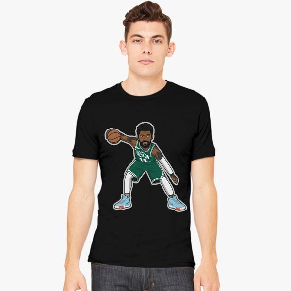 best service f49a0 7e6c9 Kyrie Irving cartoon style by rayd3rd Men's T-shirt - Customon