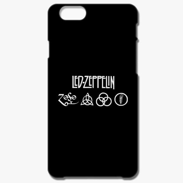 quality design 34d8e b367c Led Zeppelin iPhone 6/6S Plus Case - Customon