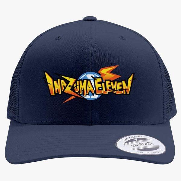 inazuma eleven Retro Trucker Hat  349ba9448229