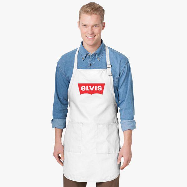 7d582c2ef1008 ELVIS - Levis Style Logo Apron - Customon