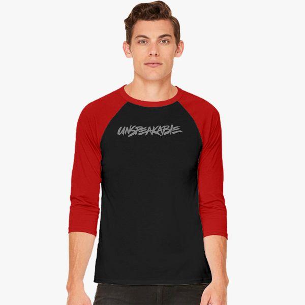 Unspeakable Baseball T-shirt - Customon