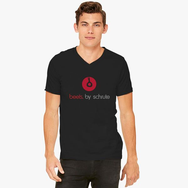 2ac38bd45 Beets By Schrute V-Neck T-shirt - Customon