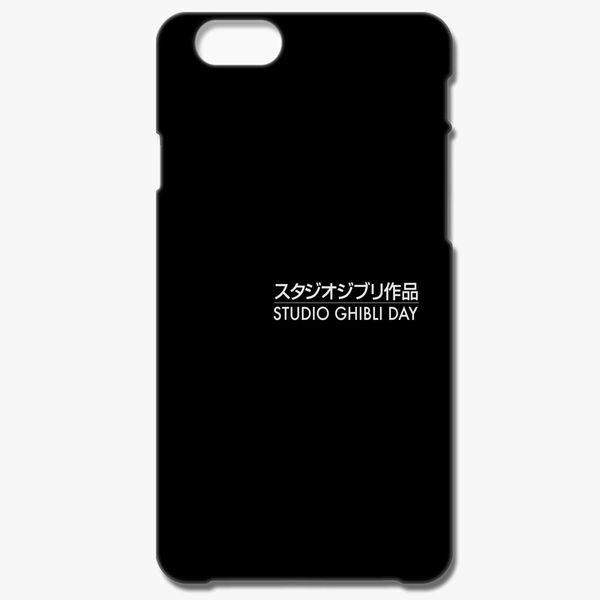 buy online c17d7 66435 Studio Ghibli iPhone 8 Plus Case - Customon