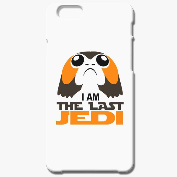 separation shoes 93741 90ebd Porg: The Last Jedi iPhone 6/6S Case - Customon
