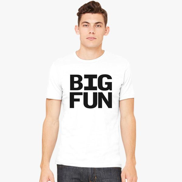 c83602002 Big Fun - Heathers Men's T-shirt - Customon