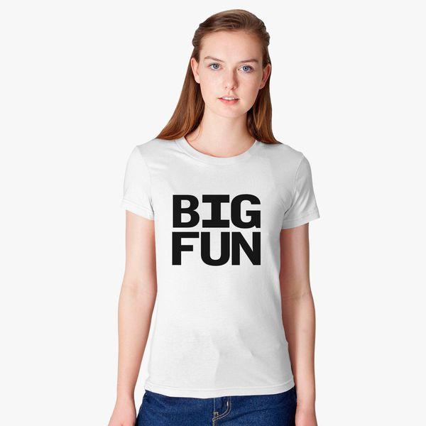4cdec62dd Big Fun - Heathers Women's T-shirt - Customon