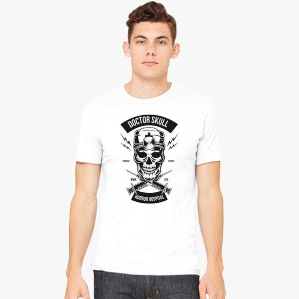 d3052505 Skull Doctor Men's T-shirt - Customon