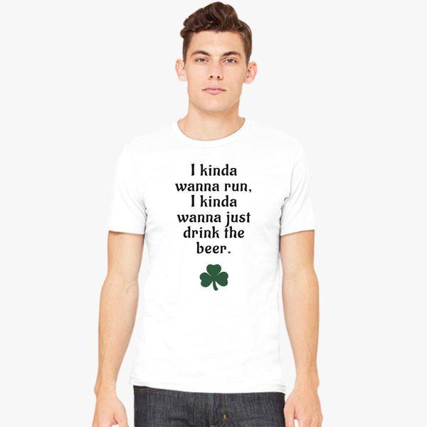 32a45f1e St. Patrick's Day Running Men's T-shirt - Customon