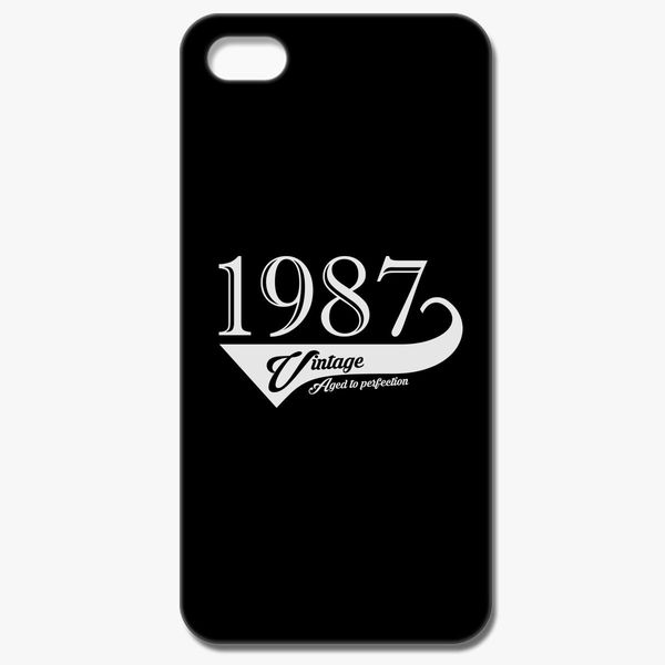 483f9914 1987 Birthday Gifts - Vintage Aged to Perfection iPhone X - Customon