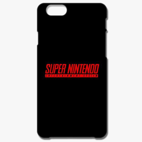 save off ef9ba a3fc4 Super Nintendo Logo iPhone 7 Plus Case - Customon