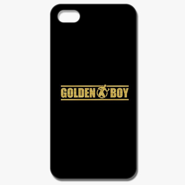 96c1ddb8e CANELO ALVAREZ - GOLDEN BOY - GOLD iPhone X - Customon