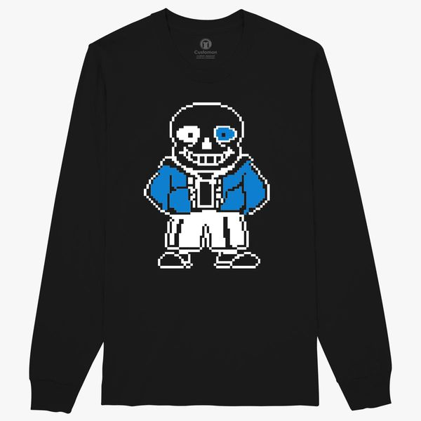 80b29fad3 Undertale Long Sleeve T-shirt - Customon