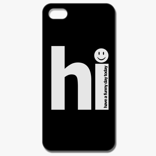 online store ac33b c9e72 Have a funny day iPhone 8 Case - Customon