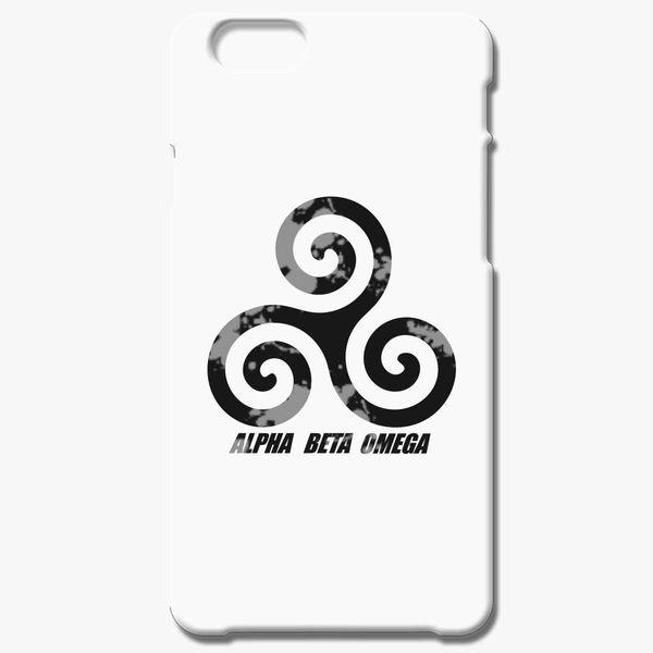 Teen Wolf Alpha Beta Omega iPhone 6/6S Plus Case - Customon