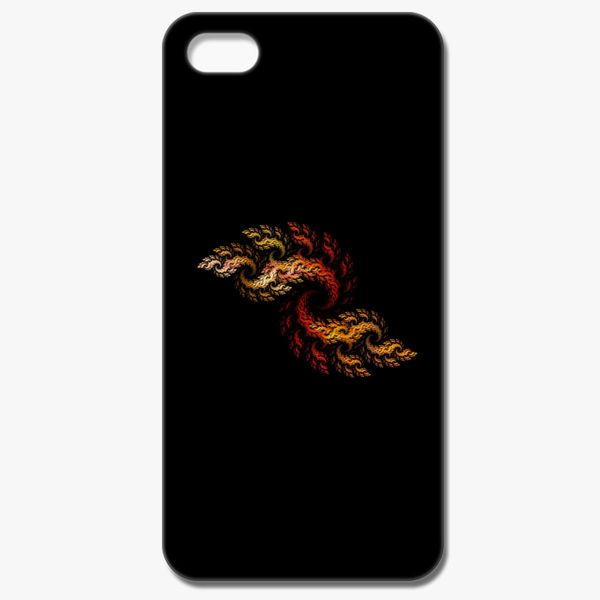 the latest 4fc7b 468df Fire Spiral Aesthetic iPhone 8 Case - Customon