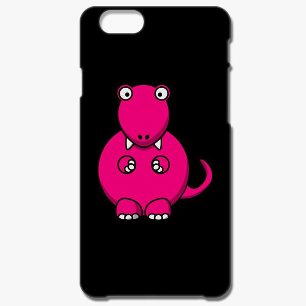 new concept d1797 c56a6 CUTE DINO iPhone 7 Plus Case - Customon