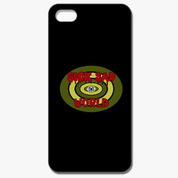 detailed look 76b26 9b98a Daria Sick sad World iPhone 8 Case - Customon