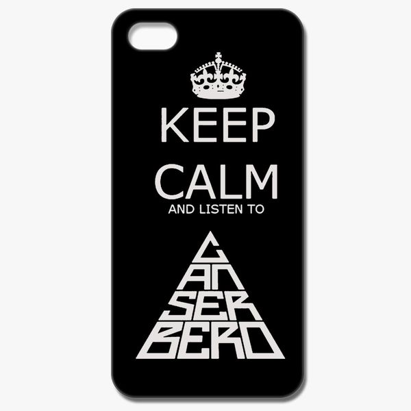 iphone 8 keep calm case