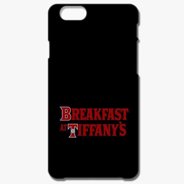 arrives 0cdd8 76c3f Audrey Hepburn Breakfast At Tiffany iPhone 7 Plus Case - Customon