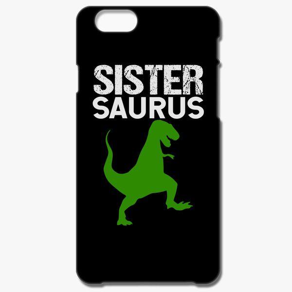 size 40 8914a 321d8 Sister Saurus T-Rex iPhone 8 Plus Case - Customon