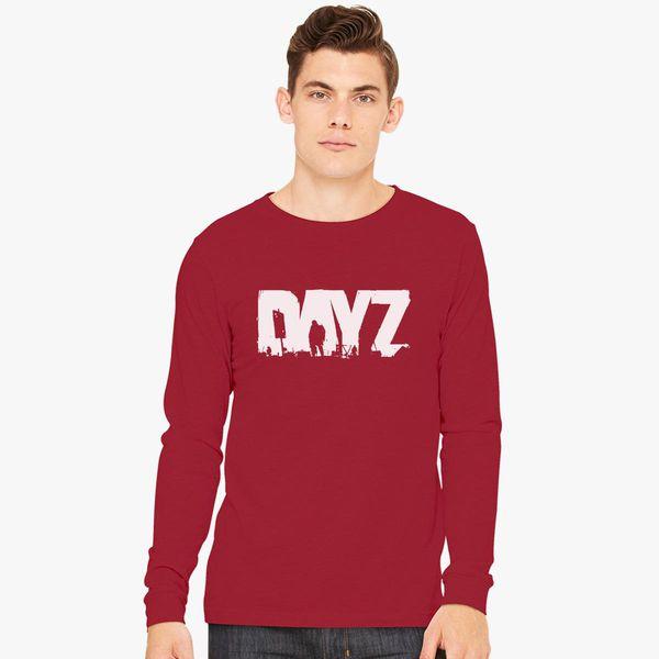 953124cc5 DayZ Long Sleeve T-shirt - Customon