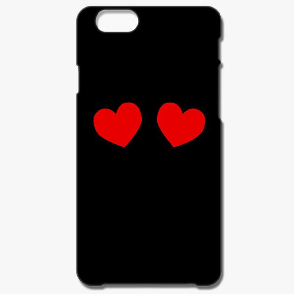 Emoji With Heart iPhone 8 Plus Case - Customon