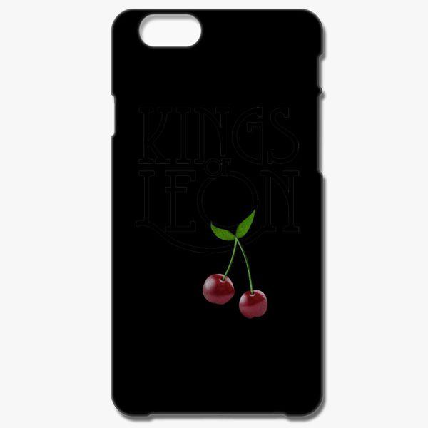 best sneakers d8ab9 42cab Kings Of Leon Cherry iPhone 7 Plus Case - Customon