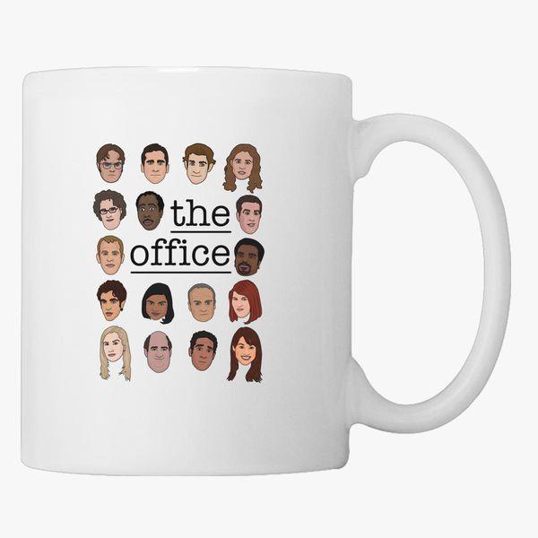The Office Coffee Mug Customon