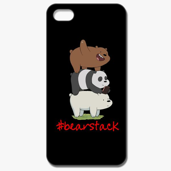 the best attitude 0c98d 3ca1f We Bare Bears iPhone X - Customon