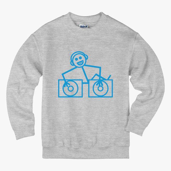 Club Dance Hip Hop Company Sweatshirt Kids Size