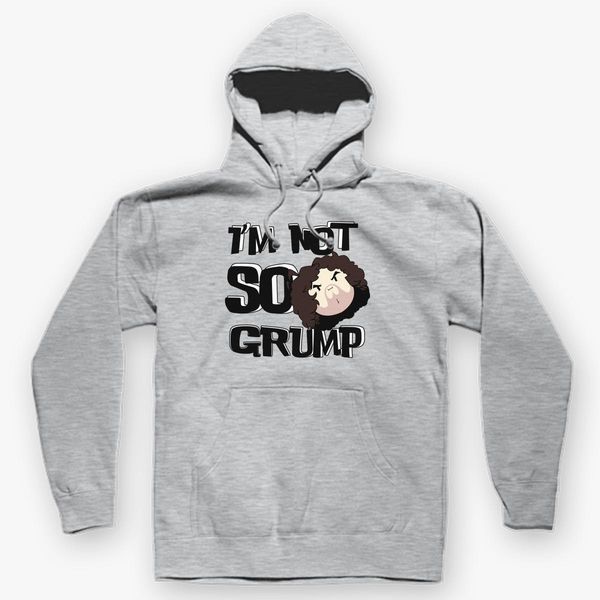 ea200e77a0c4 Game Grumps - I m Not So Grump Unisex Hoodie - Customon