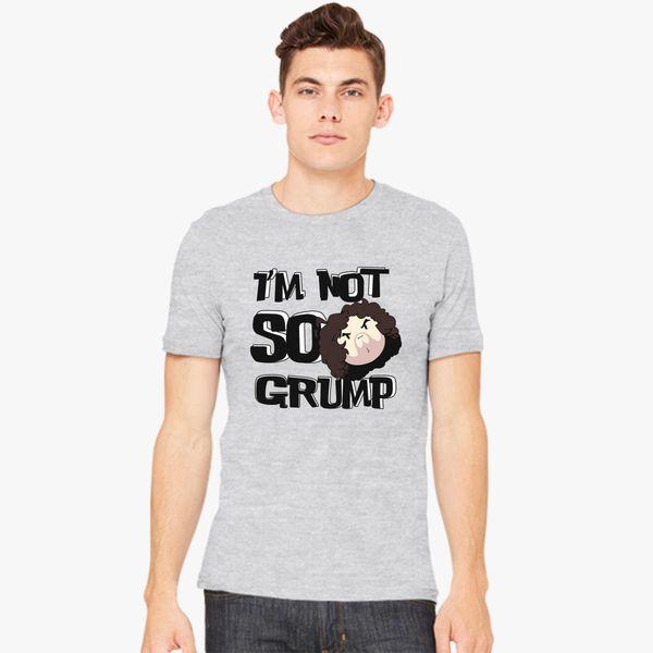 3bf38cdab9d6 Game Grumps - I m Not So Grump Men s T-shirt - Customon