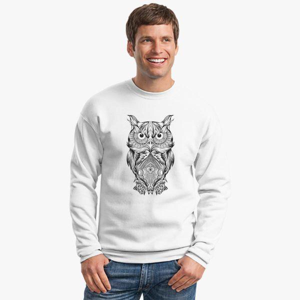 Buy Owl Crewneck Sweatshirt, 34228