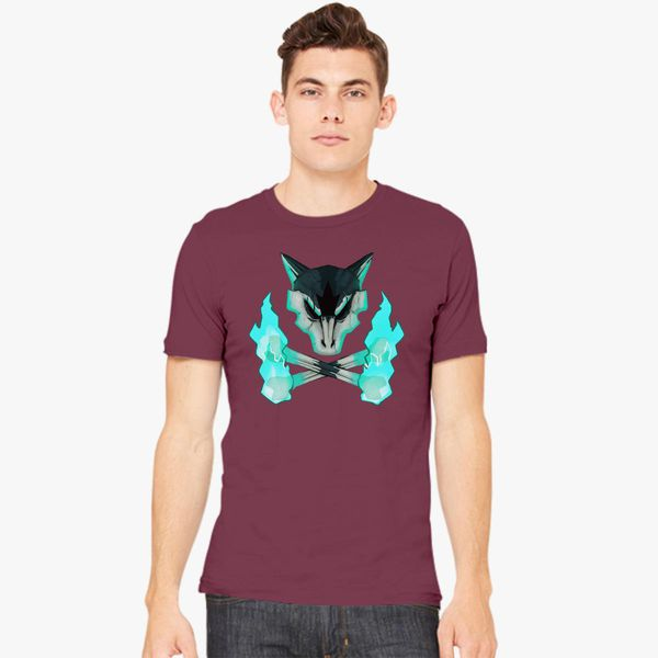 ef5ee6d99 Pokemon - Alolan Marowak Skull Men's T-shirt - Customon