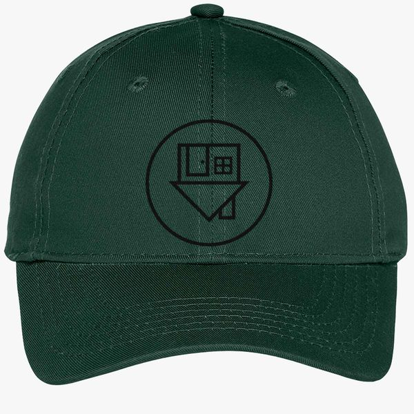 The Neighbourhood Youth Six-Panel Twill Cap - Embroidery +more dd008bc9a341