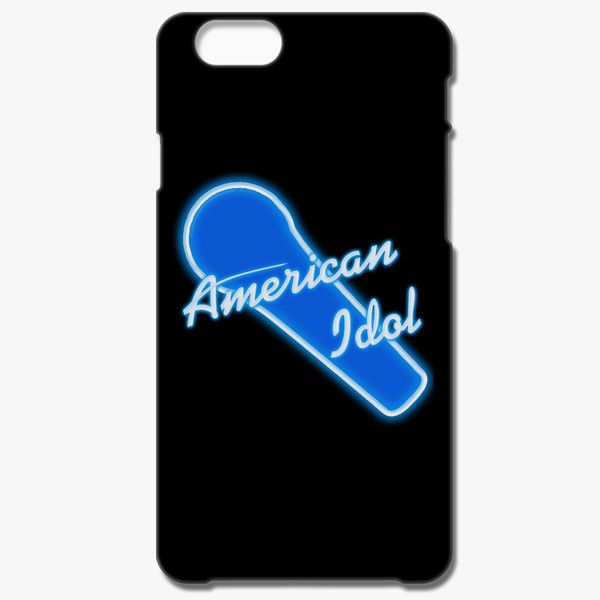 American idol Mic Outline iPhone 6/6S Case, 360781