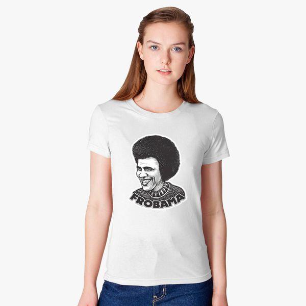 Buy Frobama Women's T-shirt, 37402