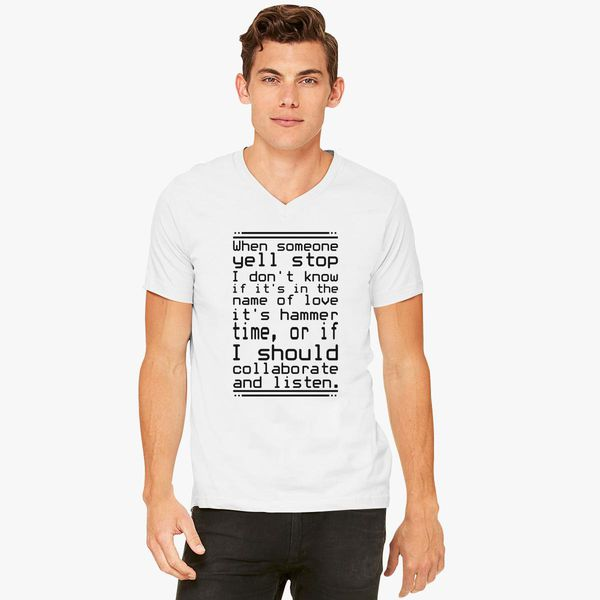 025a7ecfe The 30 Most Articulate Shirts Of All Time V-Neck T-shirt - Customon