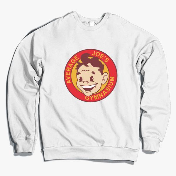 75ce874d08319 Average Joes Gymnasium Crewneck Sweatshirt - Customon