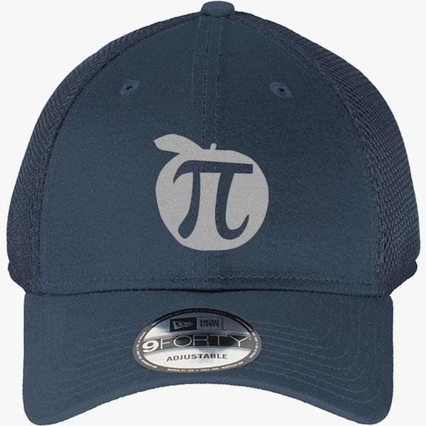 Apple Pi Mathematics New Era Baseball Mesh Cap (Embroidered ... 57a2328c770