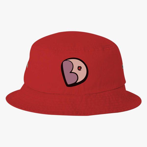 646905fc21f43 Steven Big Donut Bucket Hat (Embroidered) - Customon