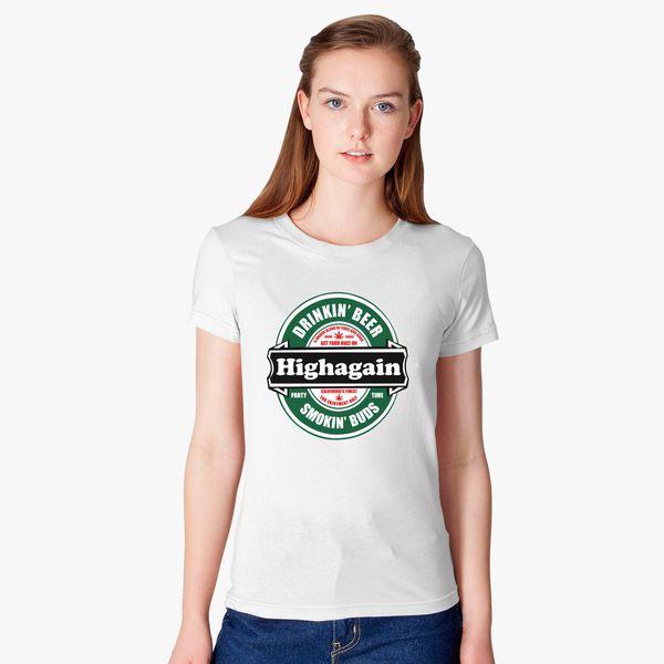 Highagain Women's T-shirt, 46510