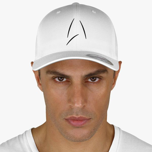 7adca166f5c Captain Kirk s Mug from Beyond Baseball Cap (Embroidered ...
