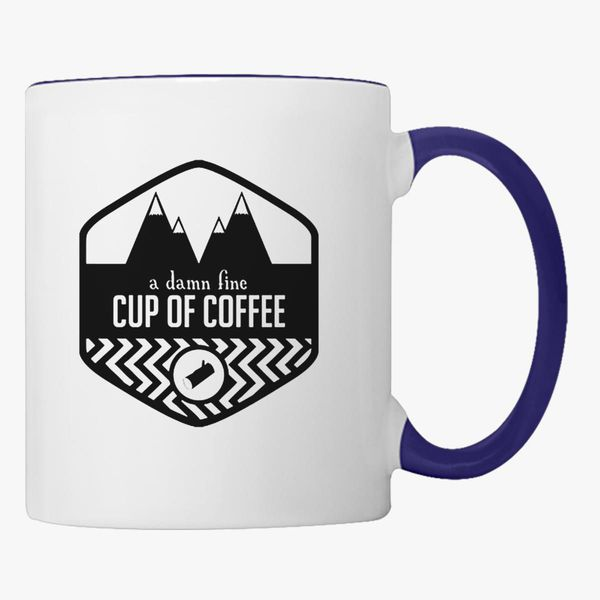Coffee Fine Of Mug Cup Damn Customon fb76gy