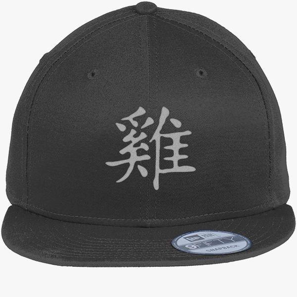 rooster New Era Snapback Cap (Embroidered)  c0fd71209af