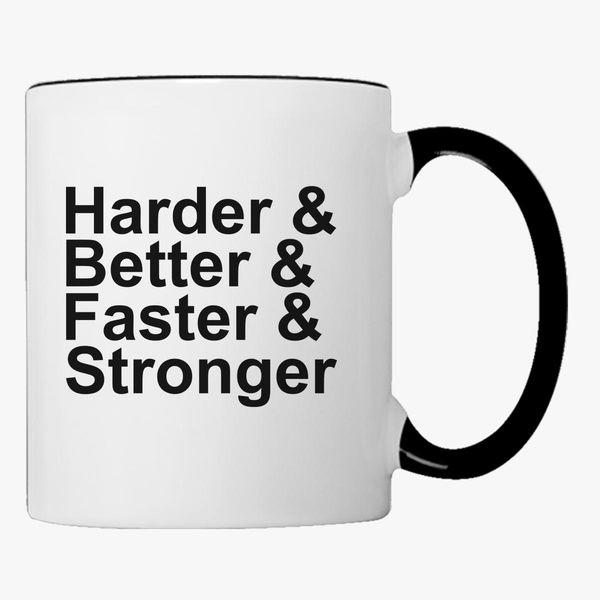 Buy Harder Coffee Mug, 48228
