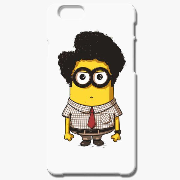 a1650db175b Afro Minion iPhone 6 6S Case - Customon