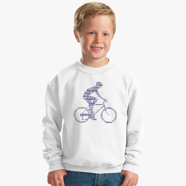 c2e103ab World Health Day 2017 Shirt - Bicycle Kids Sweatshirt - Customon