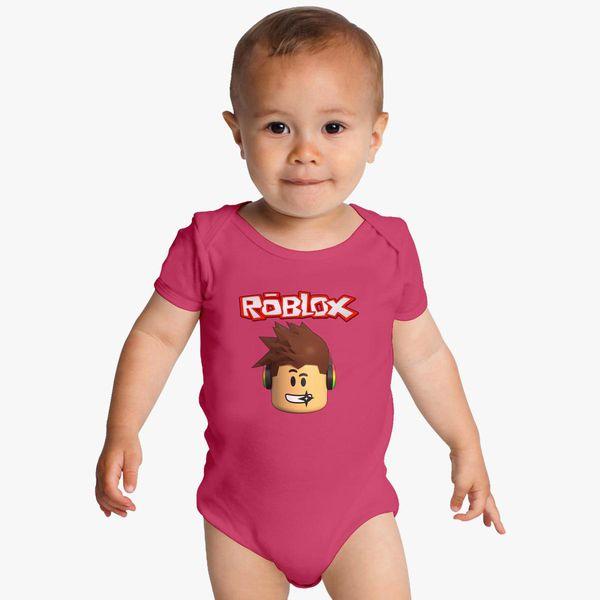 Rip Roblox Heads Roblox Head Baby Onesies Customon